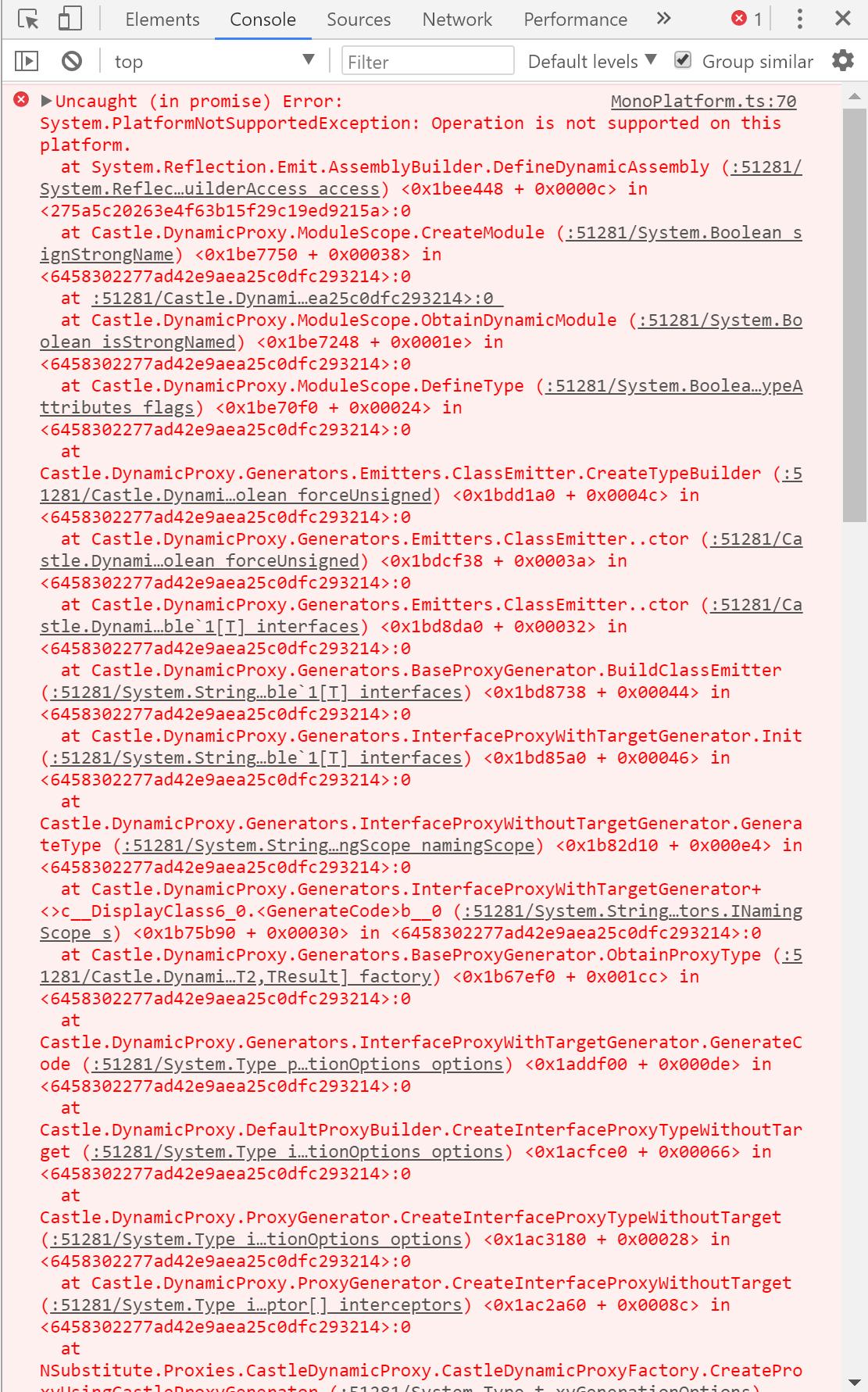 Blazor : Injectez vos interop Javascript